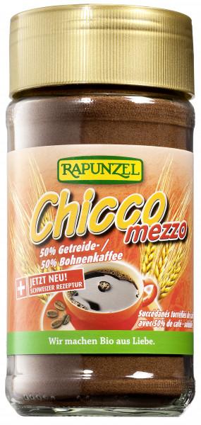 Chicco Mezzo Instant Getreide-Bohnenkaffee
