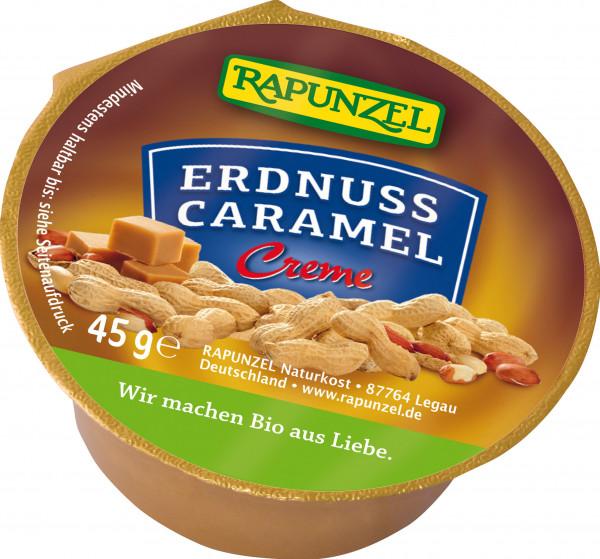 Erdnuss-Caramel-Creme