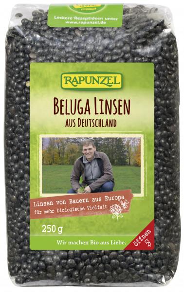 Beluga Linsen schwarz aus Deutschland