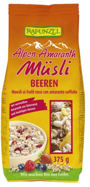 Alpen-Amaranth Müsli Beeren