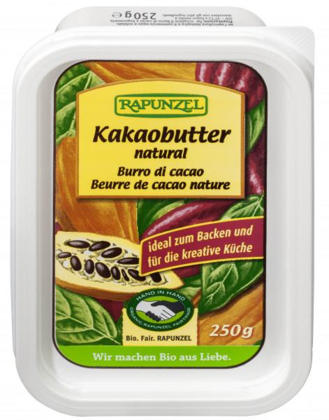 Kakaobutter natural