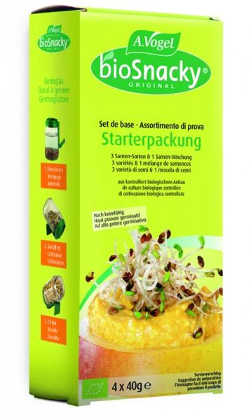 bioSnacky Starter-Packung