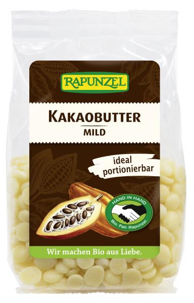 Kakaobutter mild