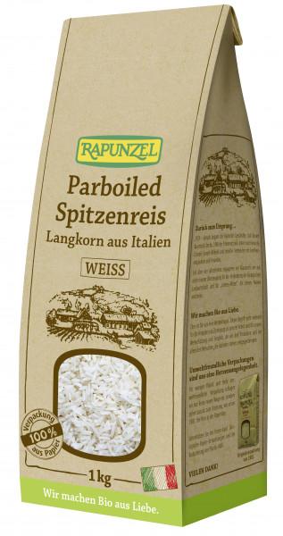 Parboiled Spitzenreis Langkorn weiß