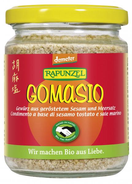 Gomasio, Sesam und Meersalz
