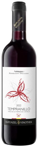 Tempranillo Vino de la Tierra de Castilla
