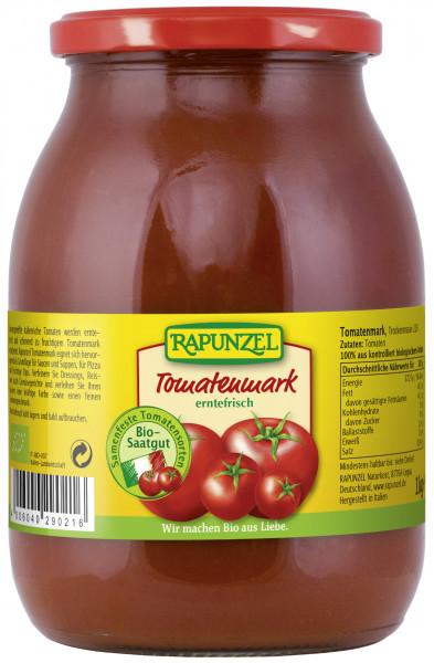 Tomatenmark, einfach konzentriert (22% Tr.M.)