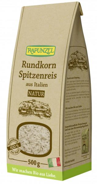 Rundkorn Spitzenreis natur