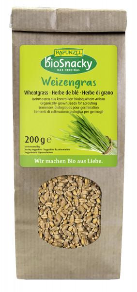 Weizengras bioSnacky