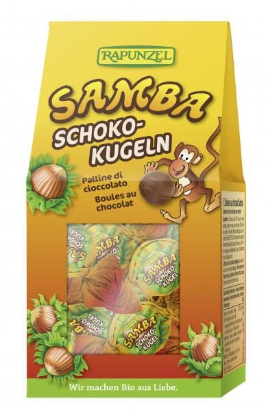 Samba Schoko-Kugeln