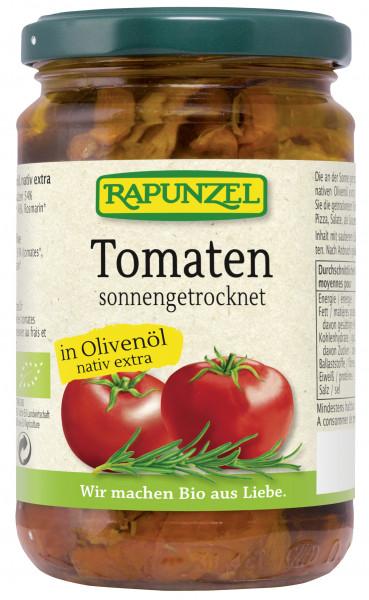 Tomaten getrocknet in Olivenöl, extra saftig