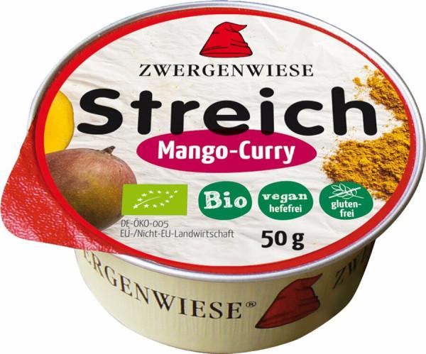 Kleiner Streich Mango-Curry