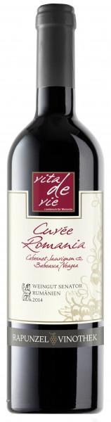 Cuvée Romania Cabernet Sauvignon & Babeasca Neagra