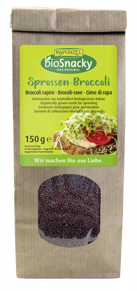Sprossen-Broccoli bioSnacky