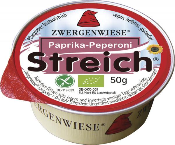 Kleiner Streich Paprika Peperoni